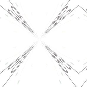 Retro X white