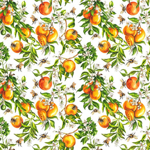 Spring Oranges - Small Scale