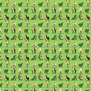 Avocado Yoga 4X4