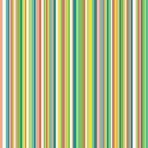 Colorful stipes