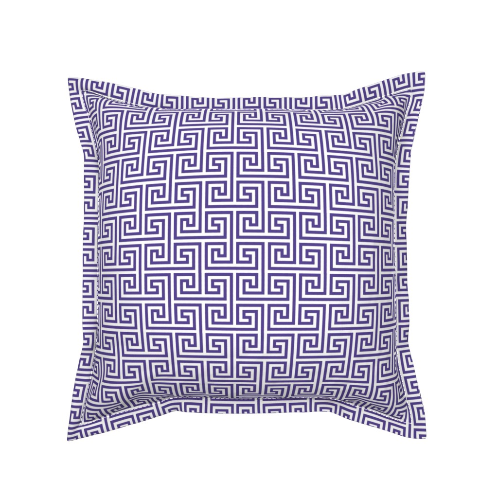 Serama Throw Pillow featuring Paros-VW by cucawik
