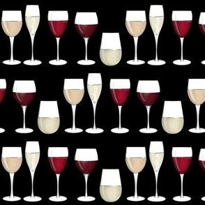 Wine Time refined black
