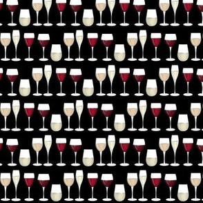 Wine Time refined black/small
