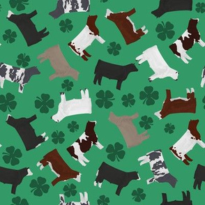 Cattle and Clover