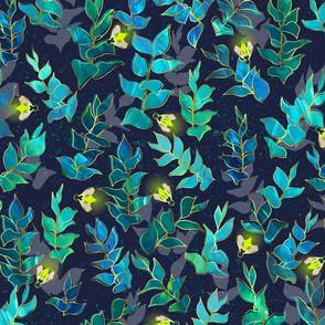 Firefly Gilded Leaves by ArtfulFreddy