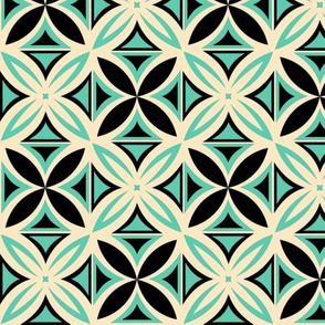 Tapa Tile Tropical Tide