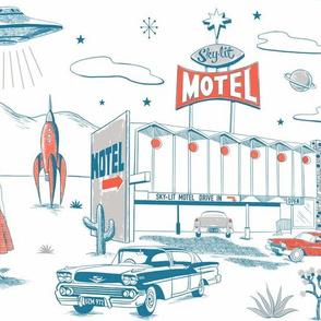 Sky-Lit Motel