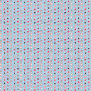 Children's star pattern