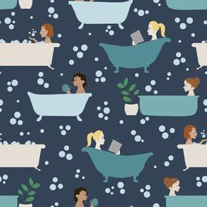 Bathing Ladies