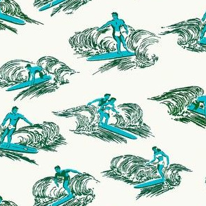 Catalina Surfers 1b