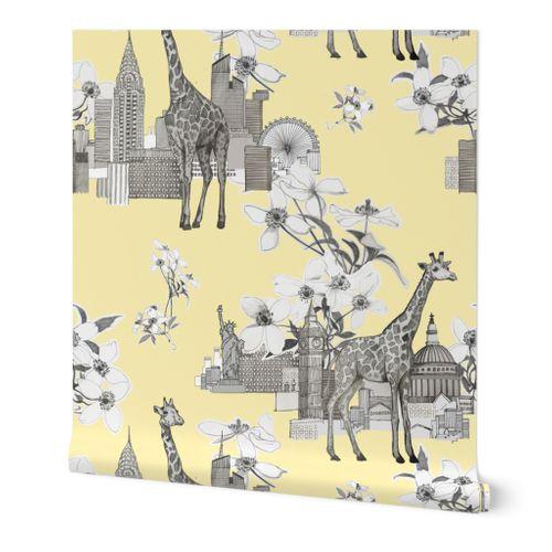 Urban Giraffe