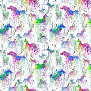 Fantasy Jellyhorses Medium