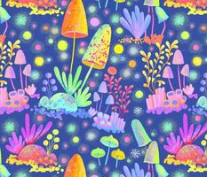 Mushrooms Wonderland
