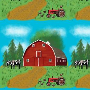 Farm Basics by DulciArt, LLC