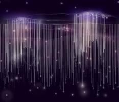 Glow worm threads