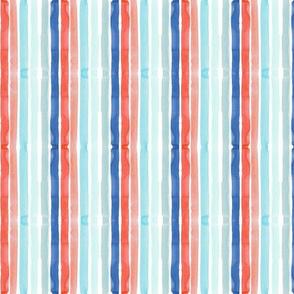 stripes patriotic mini