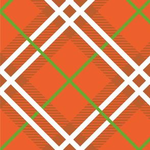 WASHAA - Tartan Print