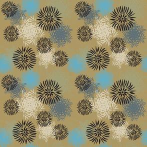 iceflowers brown