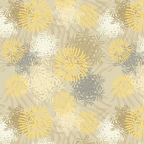 iceflowers yellow