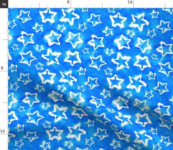 Tie Dye Stars