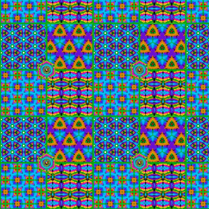 Patchwork Lumified