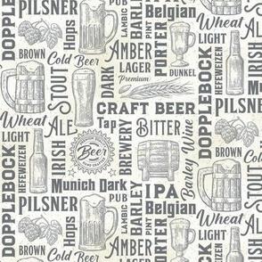 Beer Styles OL12-Grey