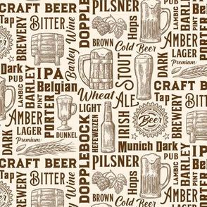 Beer Styles OL12-Cream