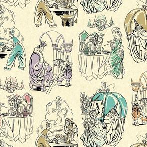 antique fairy tales