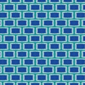 Bethany Boxes - Bleu Aimable