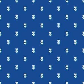 Bethany Tulips - Bleu Aimable - Blue