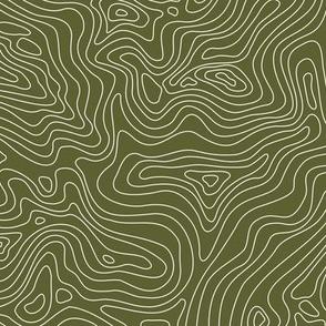 Fingerprint of the Land - Olive - © Autumn Musick 2021