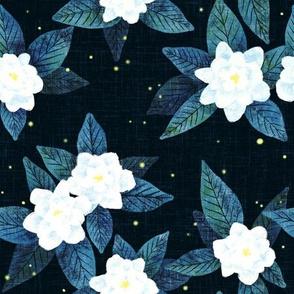 Fireflies and Gardenias