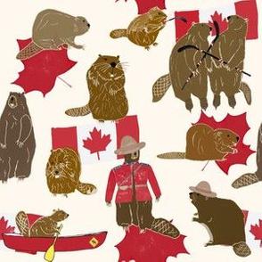 Beavers  - Oh Canada