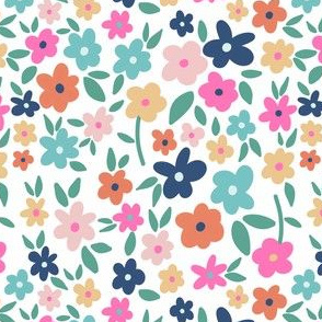Floral | White Background