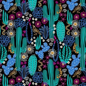 Sonoran Landscape (Jewel Small)