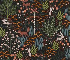 Midsummer - Midnight - Maypole