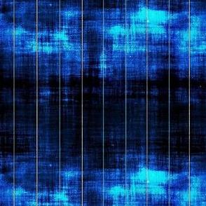 Blue Ink Stripes