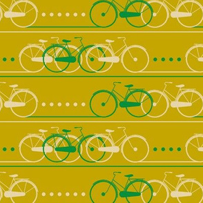 bike lane - yellow