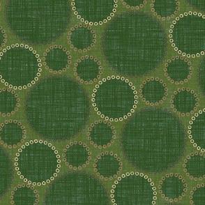 Bubble Machine - meadow - half scale