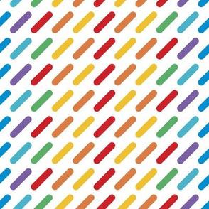 Rainbow Jimmies | Bright