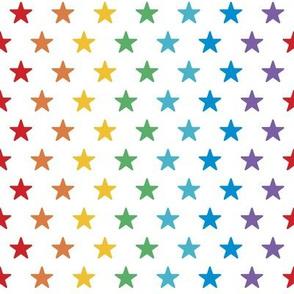 Rainbow Stars | Bright