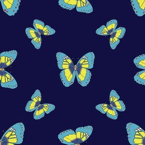 Butterflies-pattern