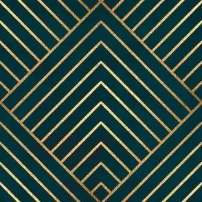 Wright (green velvet)
