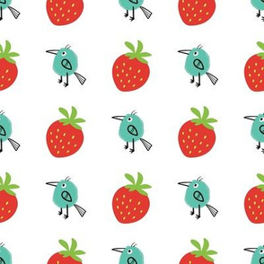 Strawberry lovers