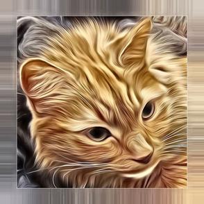 A Golden Ginger - KC (XL) scarf