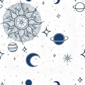 space - clear space toile de jouy