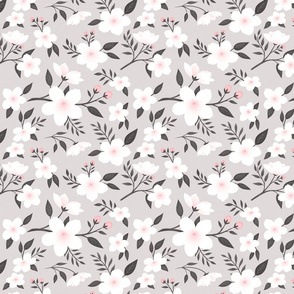 peach blossom silver