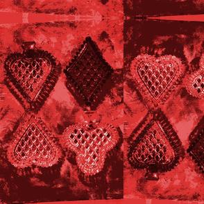 Pip Blocks - Red