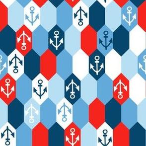 Anchor geometric