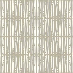Shibori Stripes Neutral